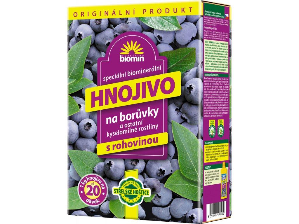 Biomin - borůvky 1 kg