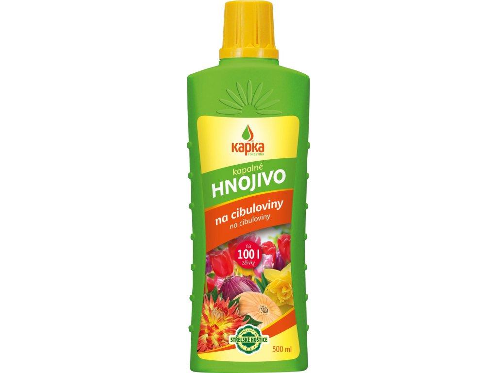 Kapka - cibuloviny a hlíznaté rostliny 500 ml