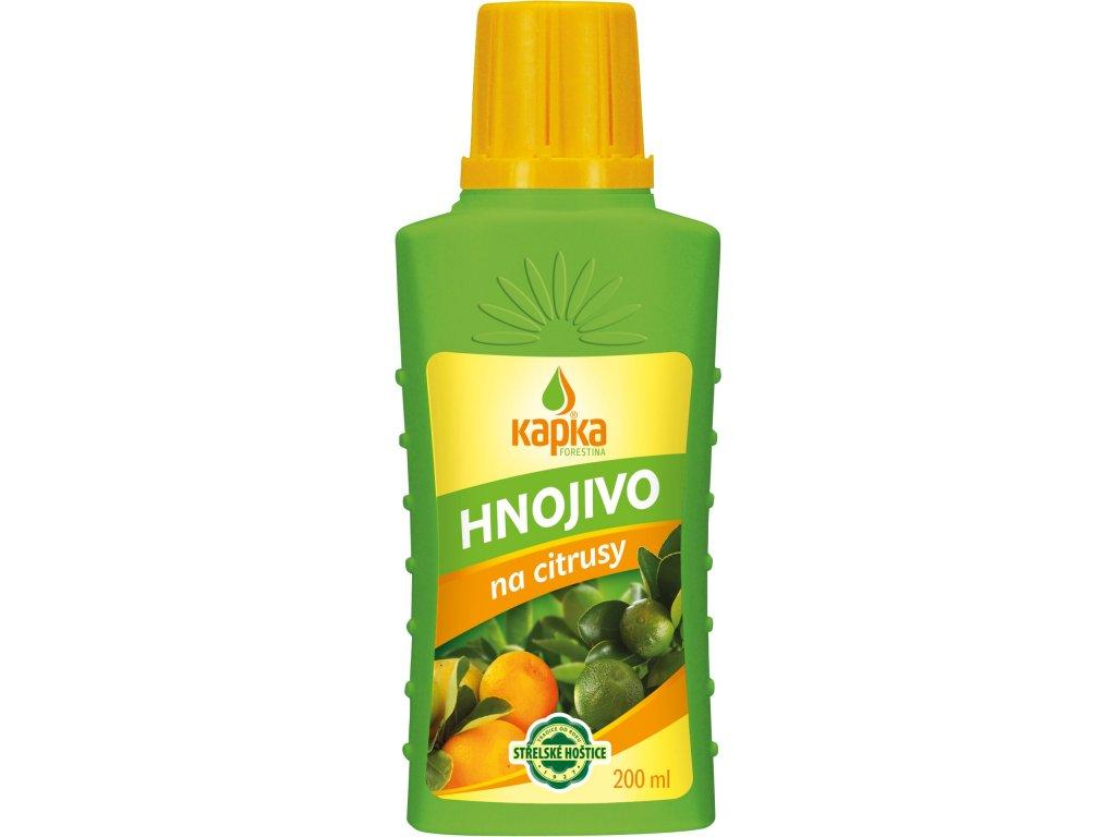 Kapka hnojivo na citrusy 200 ml