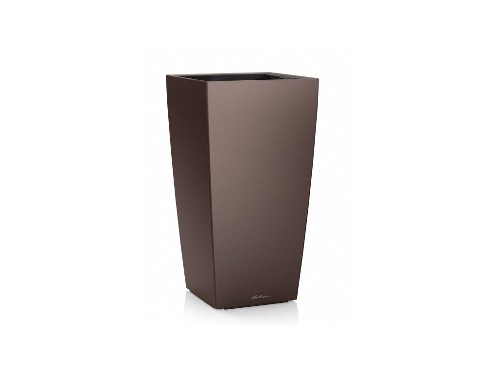 Lechuza Cubico Premium 22 cm - espresso