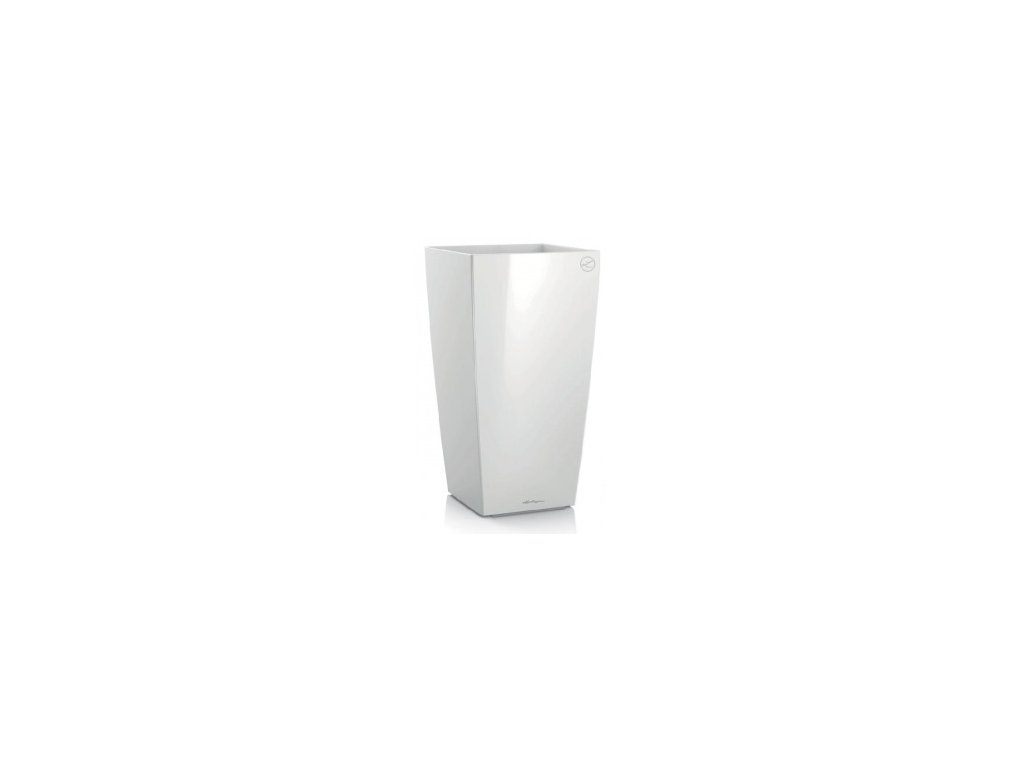 Lechuza Cubico Premium 40 cm - bílá