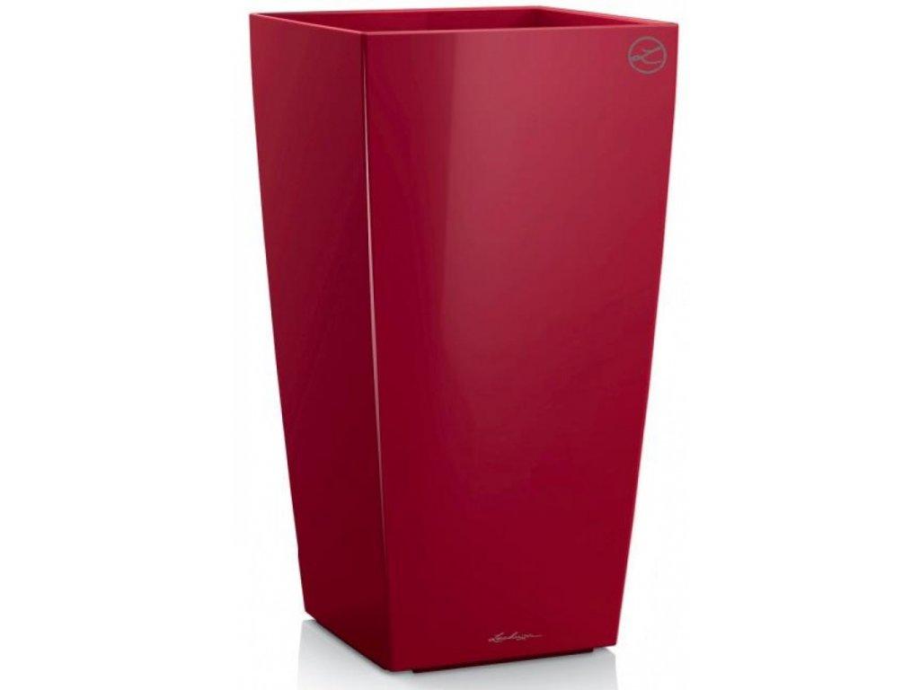 Lechuza Cubico Premium 40 cm - scarlet