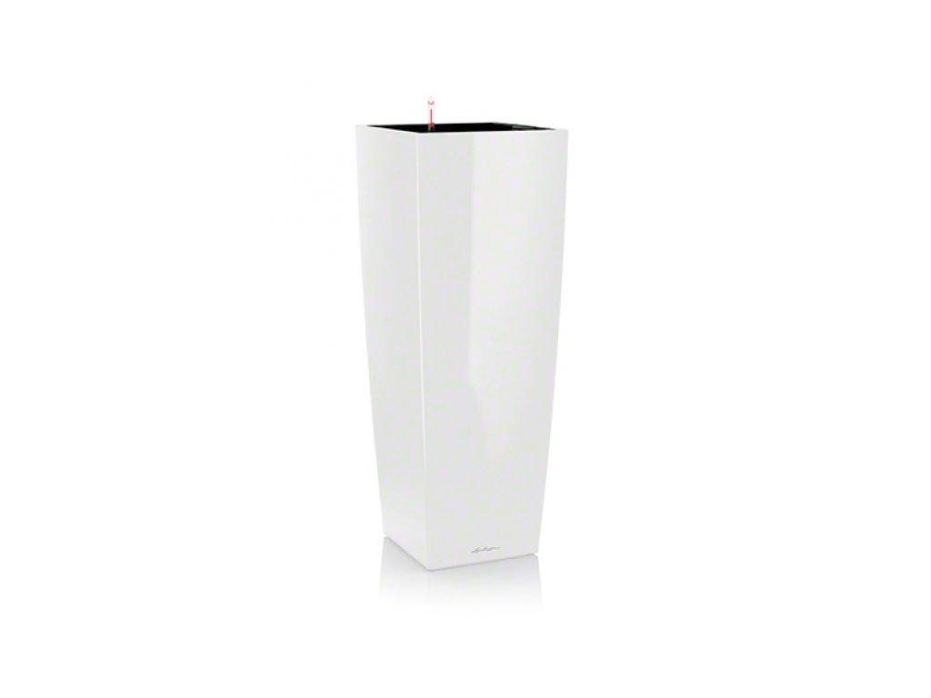 Lechuza Cubico Alto Premium 40 - bílá