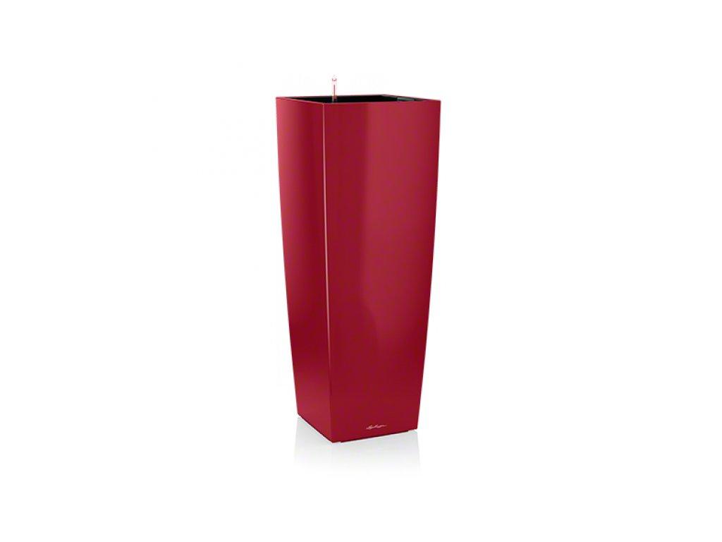 Lechuza Cubico Alto Premium 40 - scarlet