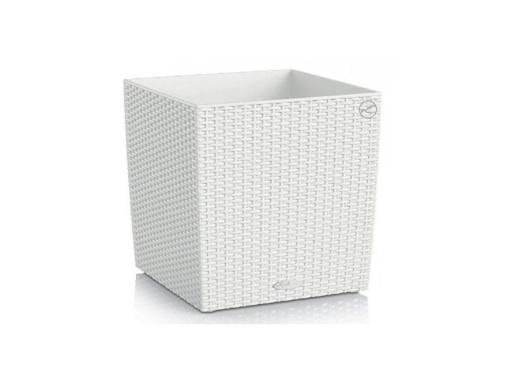 Lechuza Cube Cottage 50 - bílá