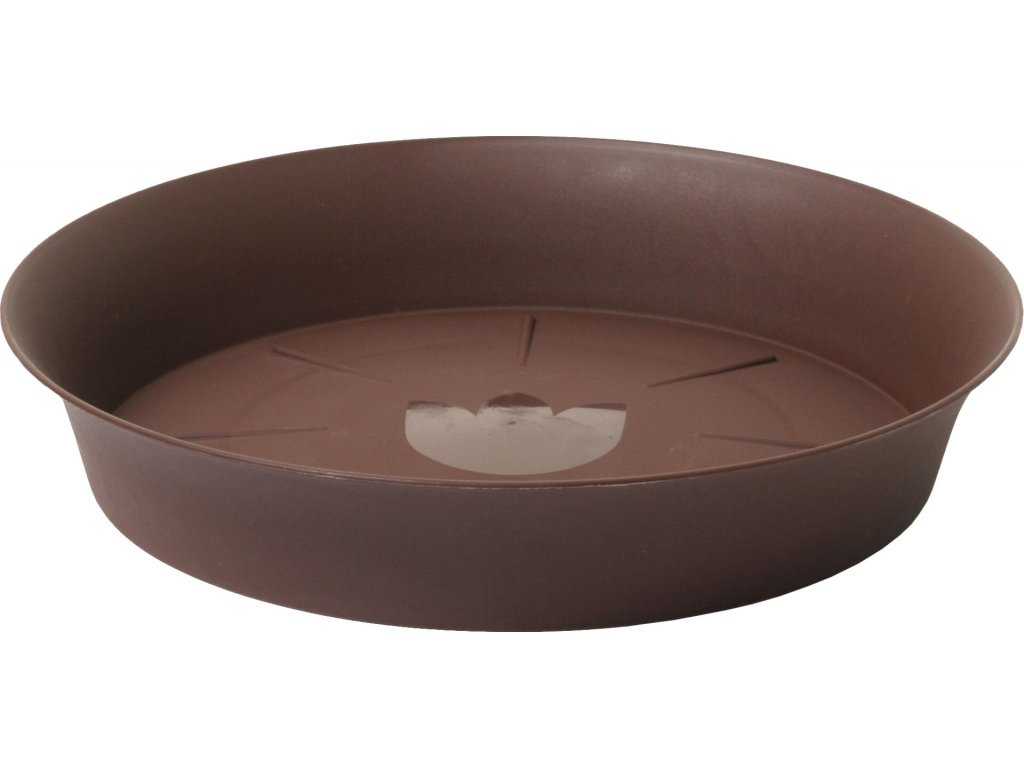 Miska Tulipán 14 - čokoládová