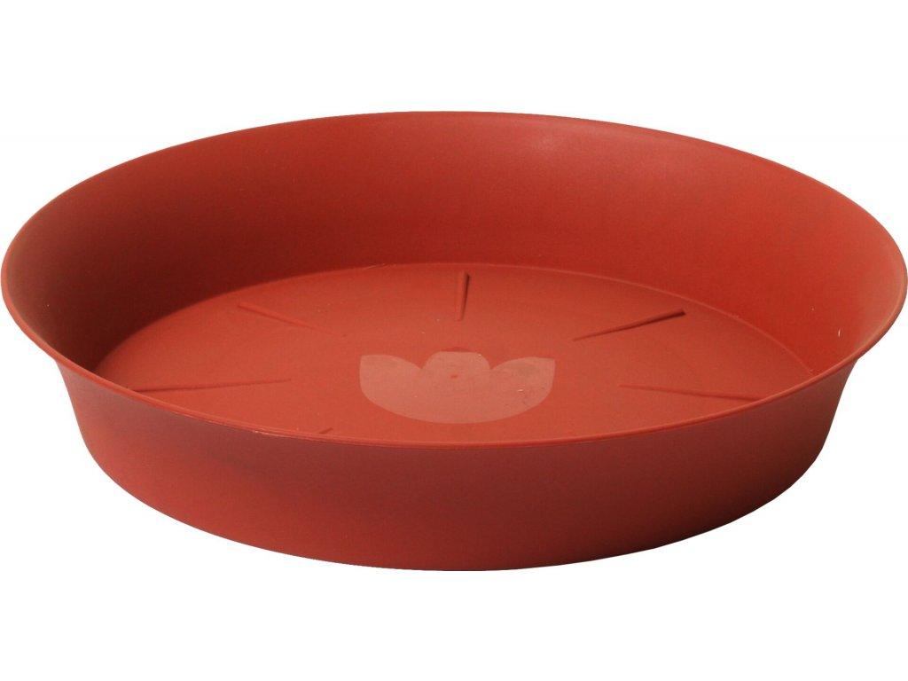 Miska Tulipán - terakota 26 cm