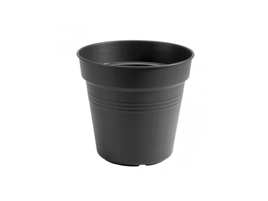 elho květináč green basics 24 - living black