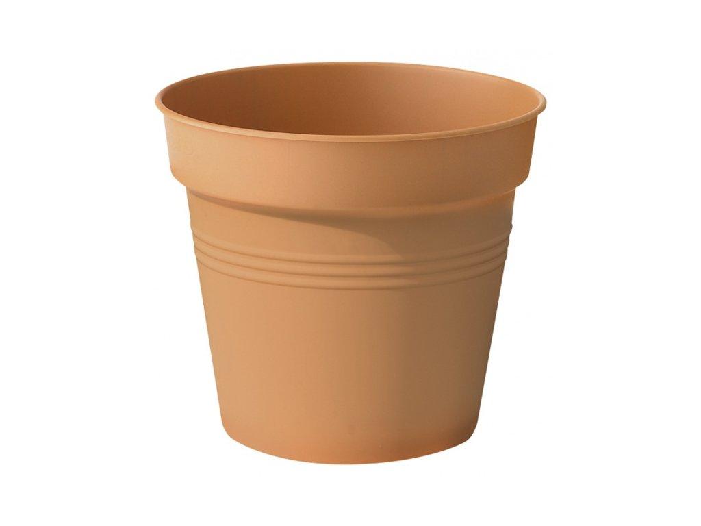 elho květináč green basics 24 - mild terra