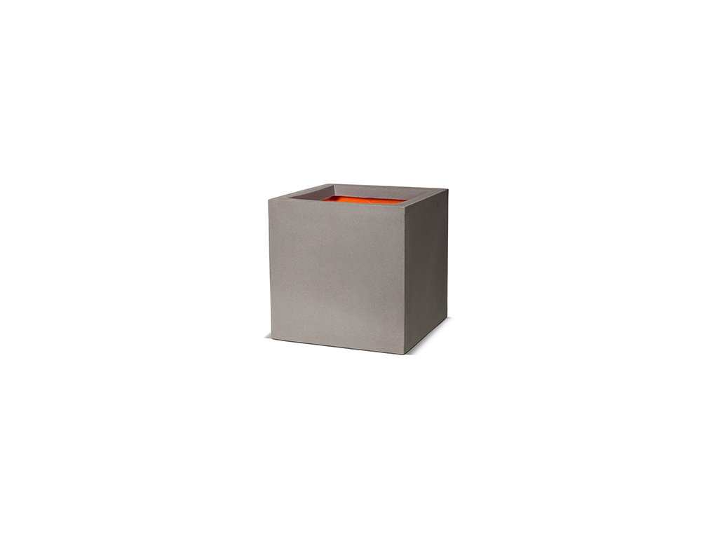 Capi Urban Smooth 40x40x40 cm - grey