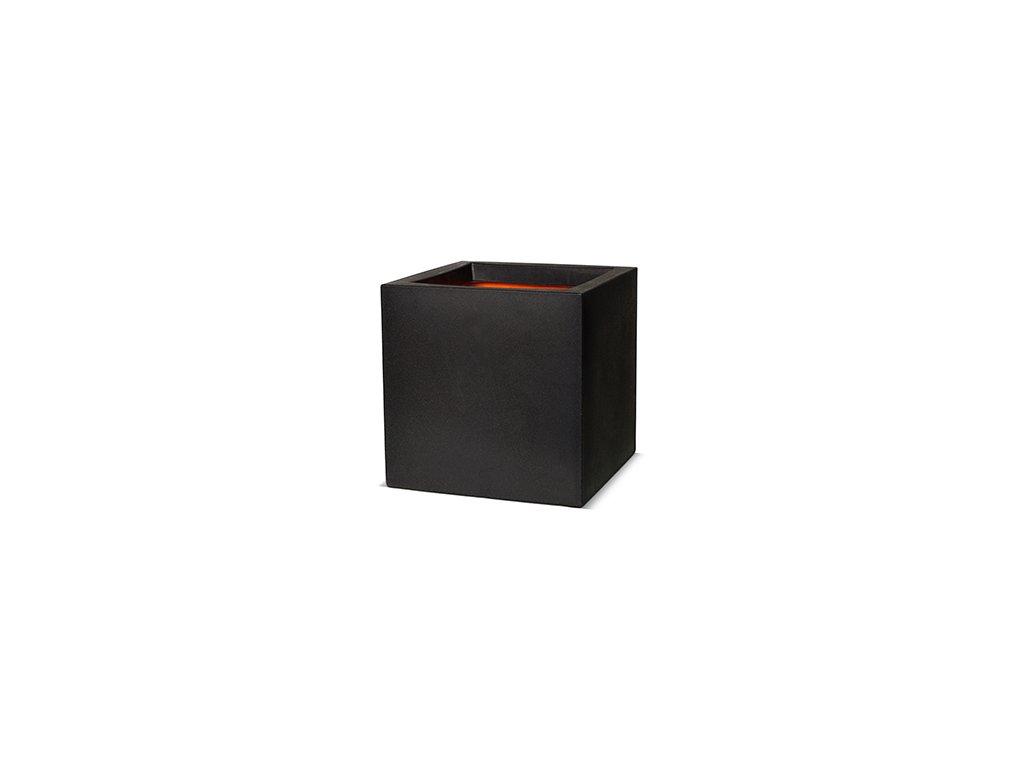 Capi Urban Smooth 30x30x30 cm - black