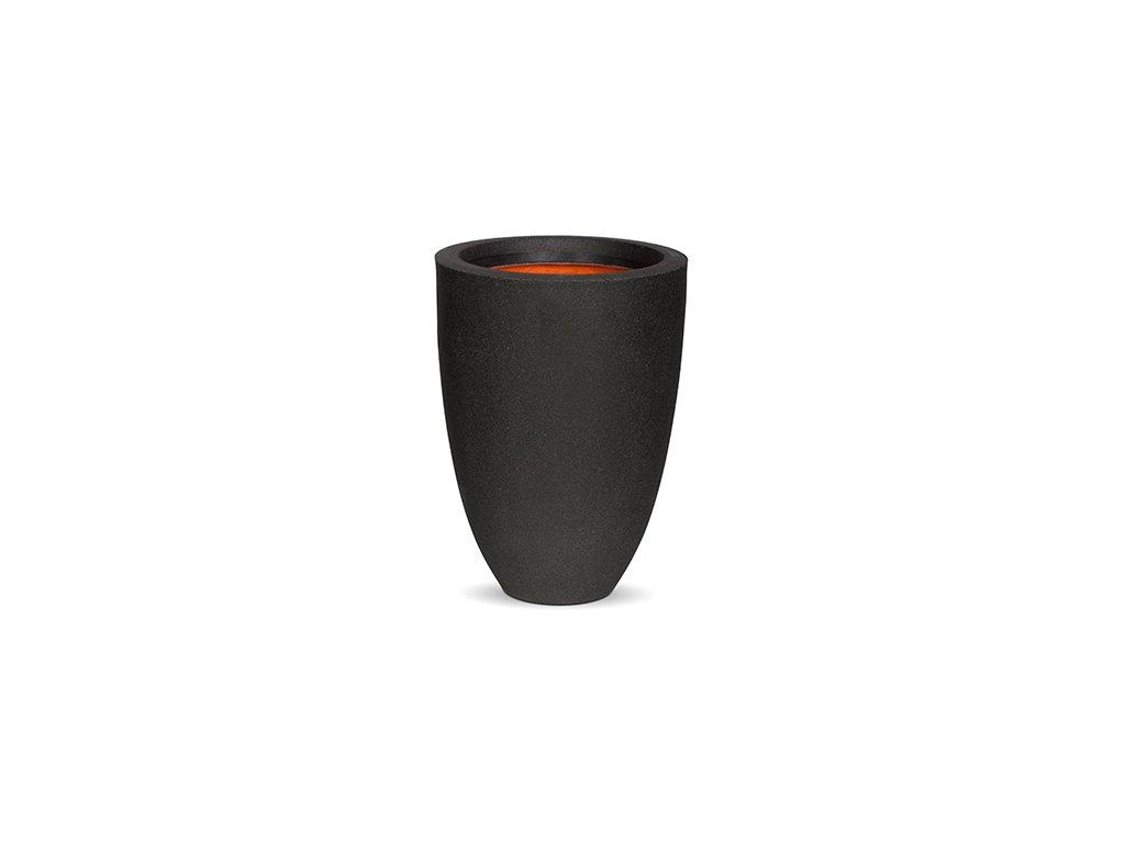 Capi Urban Smooth 36x47 cm - black