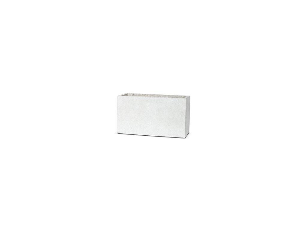Capi Lux truhlík 80x32x44 cm - light grey