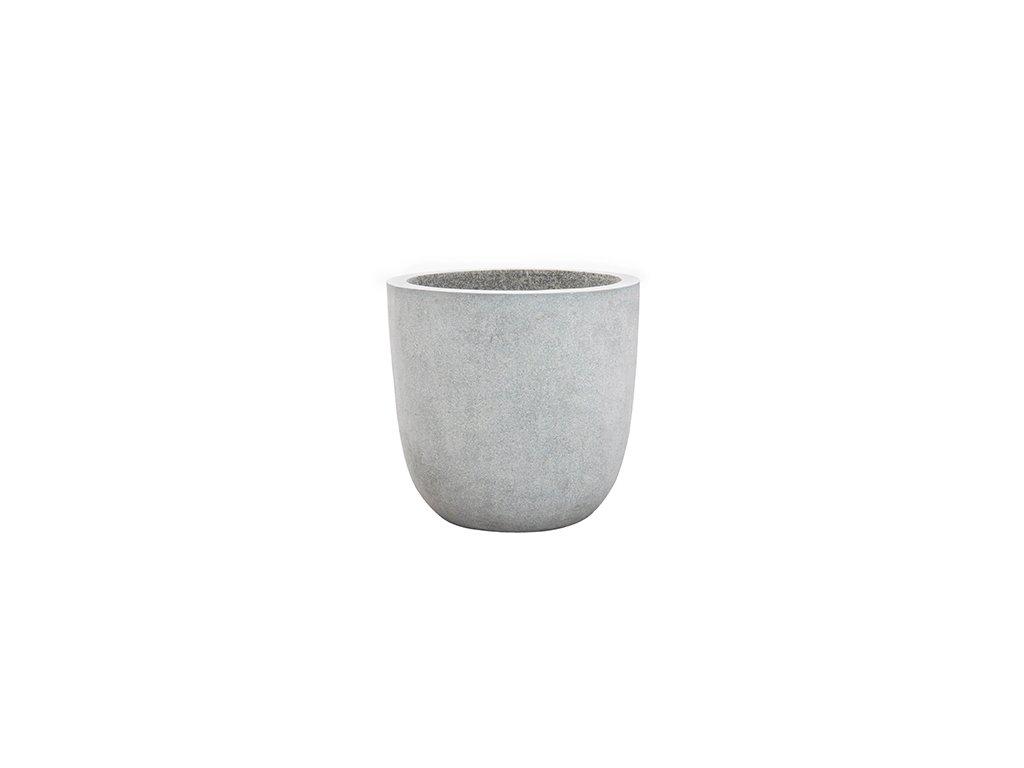 Capi Lux classic 66x63 cm - light grey