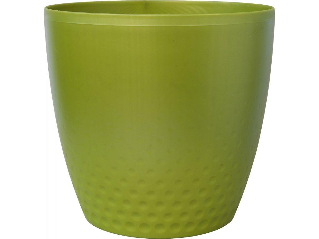 Obal Perla 14 - zelená perleť