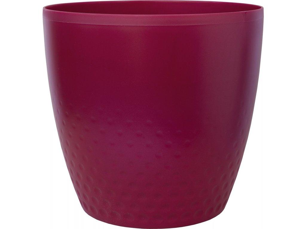 Obal Perla - vínová 21 cm