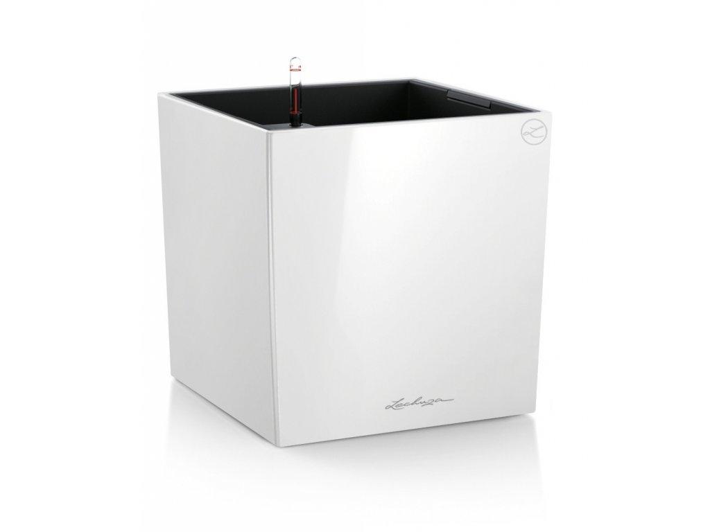 Lechuza Cube Premium 50 - bílá