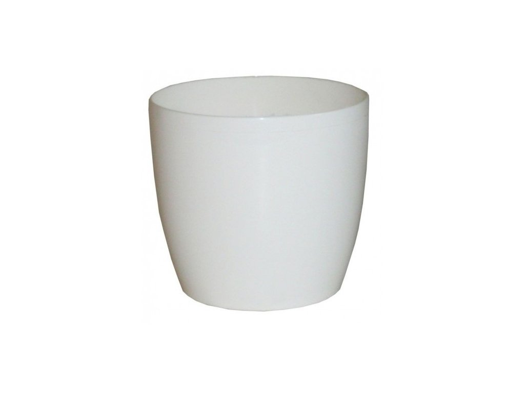 Květináč Coubi 23 - bílá