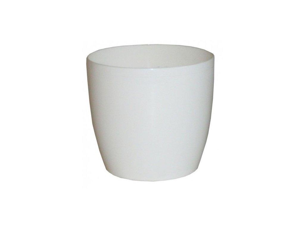 Květináč Coubi 19 - bílá