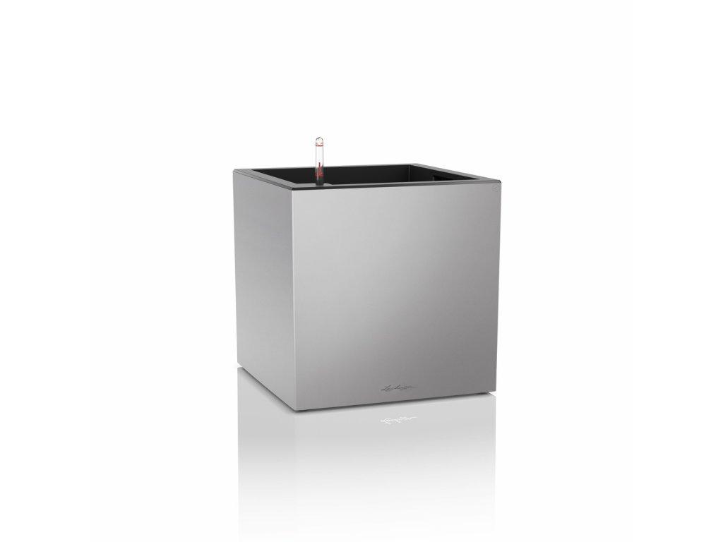 Lechuza canto premium square 40 - stříbrná