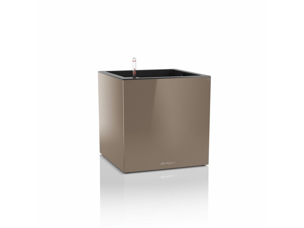 Lechuza canto premium square 40 - taupe