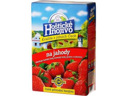 Hoštické - jahody 1kg