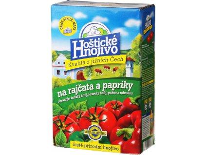 Hoštické - rajčata a papriky 1kg