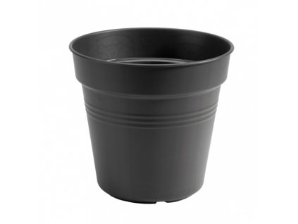 elho květináč green basics 11 - living black