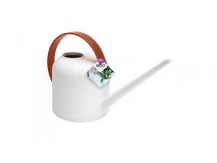elho b.for soft watering can konev 1,7l - bílá/cihlová