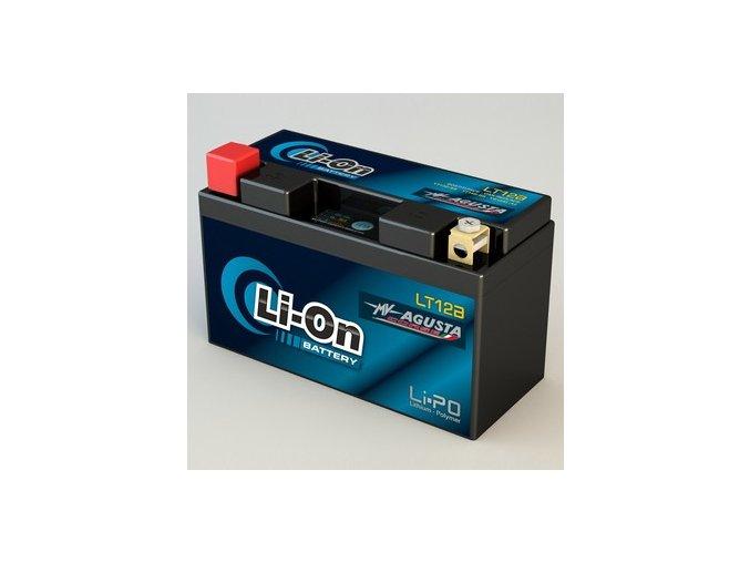 lithiova baterie