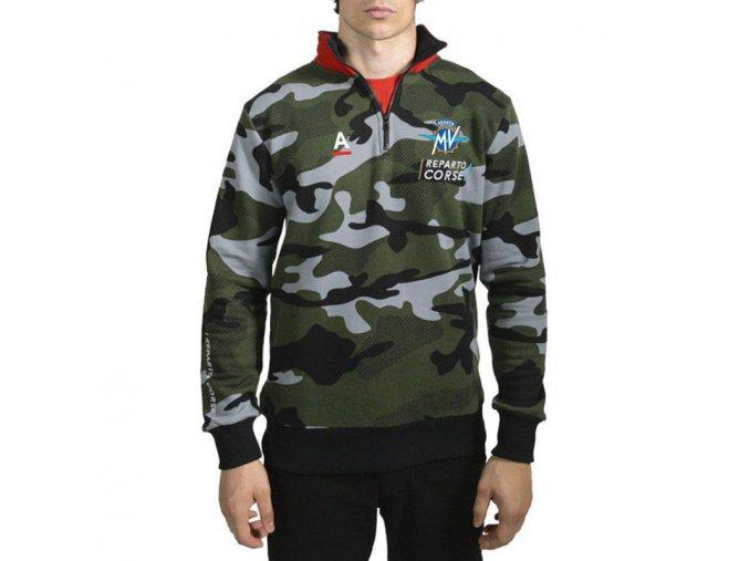 camouflage sweatshirt front