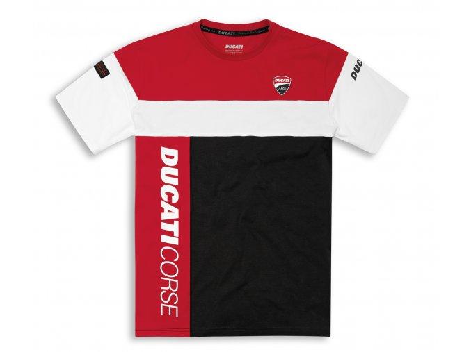 dc track shirt