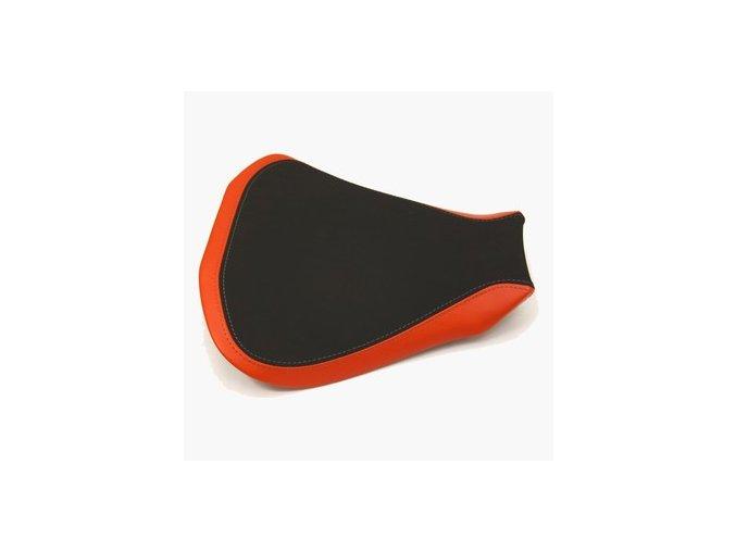 sedlo jezdce oranz