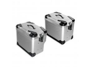 Hliníkové kufry