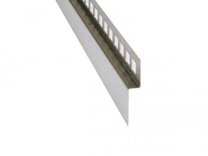 Vzorek 10 cm :: Spádová lišta profil-s - brus