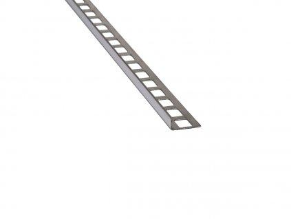 Vzorek 10 cm :: Nerez profil l 6mm - natur