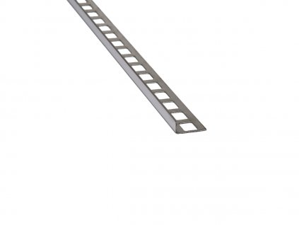 Vzorek 10 cm :: Nerez profil l 8mm - lesk