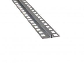 CJL dilatace ALU H4,5 250cm šedá