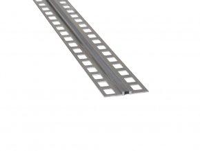 CJL dilatace ALU H2 250cm šedá