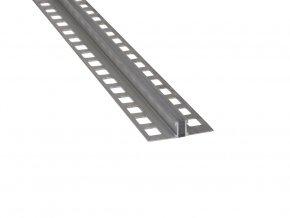 CJL dilatace ALU H10 ohyb 250cm šedá