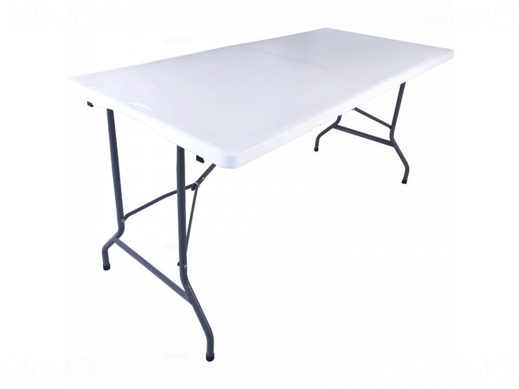 skladací stôl plastový