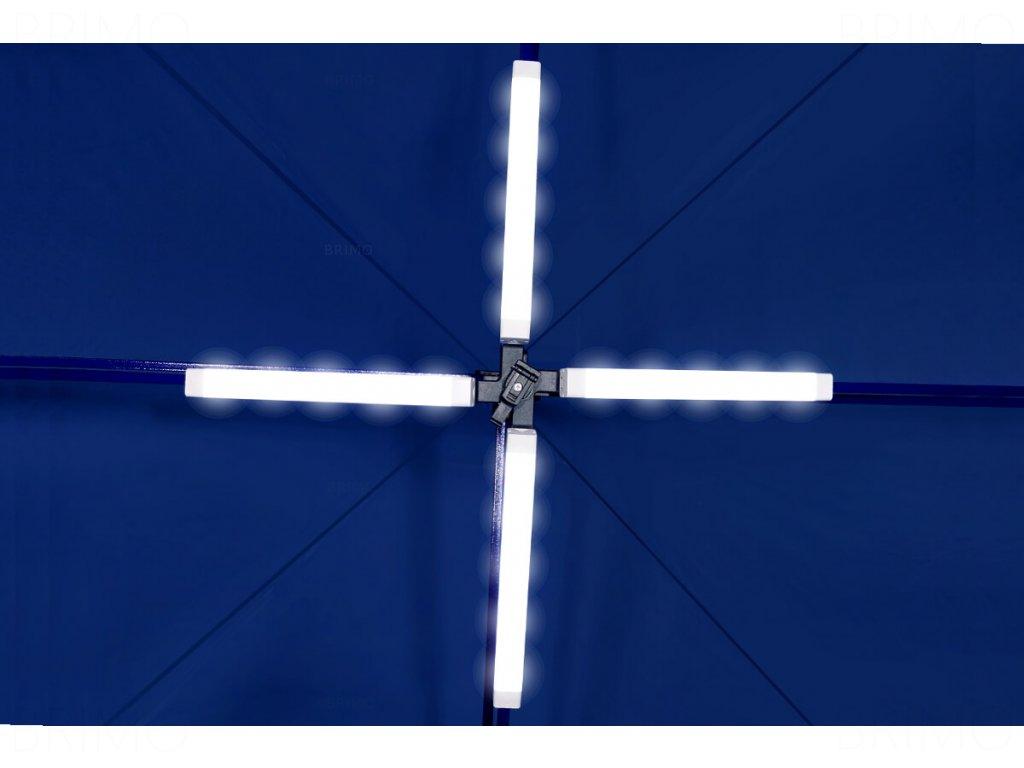 Predajný stánok svetlo