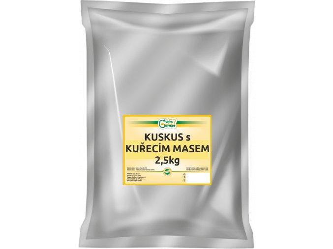 6090 Kuskus s kuřecím masem 2,5kg