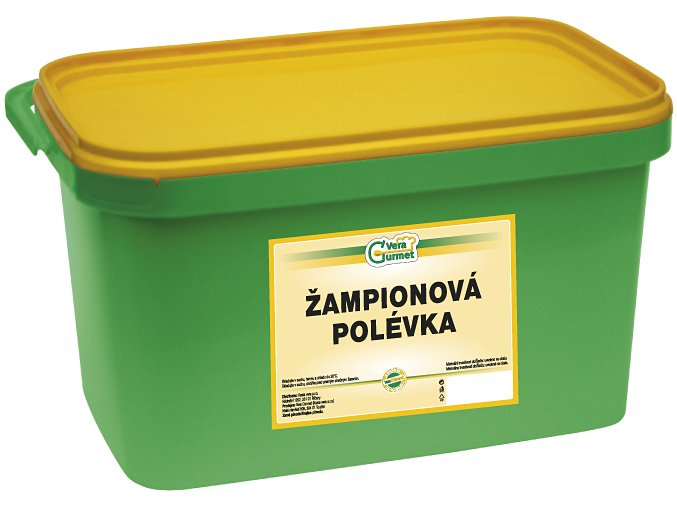 KL 10 Zampionova polevka kyblik