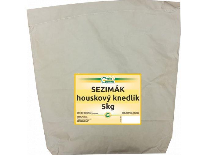 5041 Sezimák houskový knedlík 5kg
