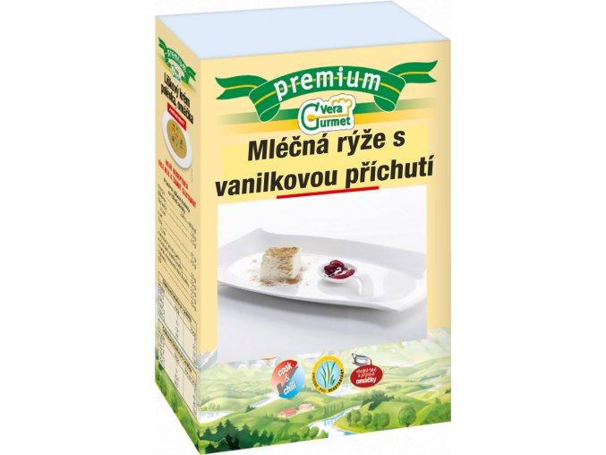 5040 Mléčná rýže s vanilkovou příchutí 3kg