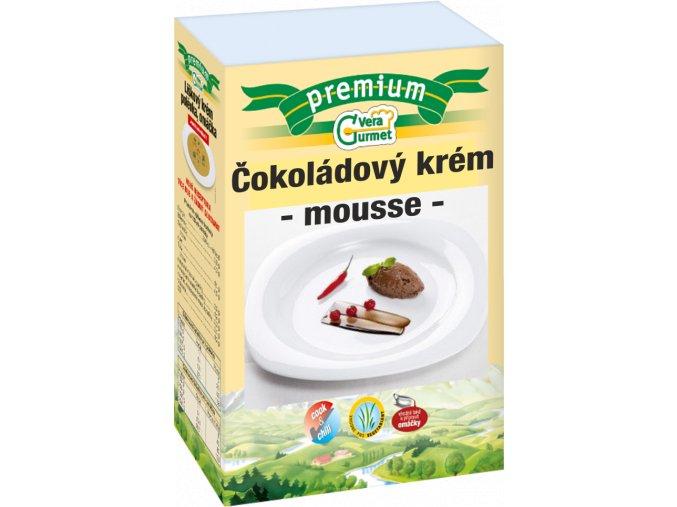 14005 Čokoládový krém mousse 2,5kg