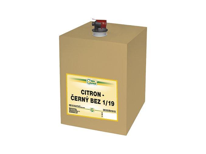 KL 66 Kr Koncentrat Citron c bez