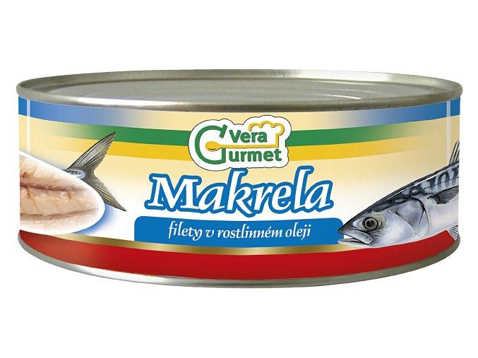 KL 79 Konzerva Makrela