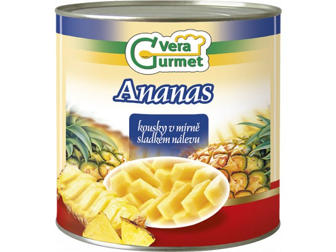 KL 74 Konzerva Ananas